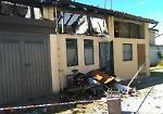 Le immagini dell'incendio a Soresina e dei danni provocati dalle fiamme