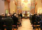 Il funerale a Cristo Re del giudice Mario Colace