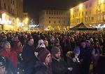 Il Capodanno in piazza Stradivari