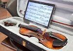 FOTO Torna a suonare il violino di Buchenwald