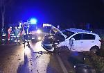 FOTO Incidente a Casalmaggiore, cinque feriti