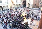FOTO Il Carnevale in piazza a Cremona