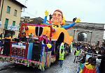 FOTO La sfilata finale del Carnevale Cremasco