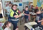 La Protezione Civile entra in classe