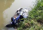 FOTO Incidente mortale moto-bici