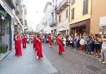 FOTO Effetto Domino: balli e musiche nel centro di Cremona