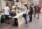 FOTO La festa in corso XX Settembre a Cremona