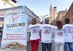 FOTO La Festa del Volontariato nel centro di Cremona