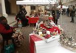 FOTO I mercatini di Natale nel centro di Crema