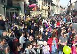 FOTO Gran Carnevale Cremasco, la seconda sfilata dei carri