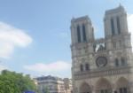 Le immagini scattate dai lettori a Notre Dame