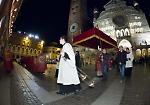 FOTO La processione della Sacra Spina a Cremona