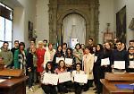 FOTO Le premiazioni del concorso per giovani traduttori Gherardo da Cremona