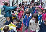 FOTO La Città dei Bambini venerdì 10 maggio