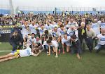 FOTO Modena battuto, esplode la festa: Pergolettese in serie C