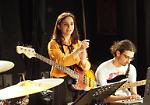 FOTO Lodo Guenzi Lo Stato Sociale alla prima prova con la Back to School Band