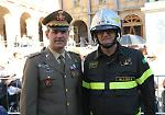 Il 10° Reggimento Genio Guastatori a Camerino per la visita del papa