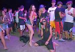FOTO Casalmaggiore: Paradise Beach, la festa sullo spiaggione di Fossacaprara