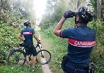 FOTO Le ricerche delle tracce della pantera tra Cremona e Gerre de' Caprioli