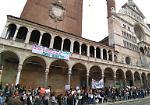 FOTO Fridays For Future, gli studenti scioperano per il clima a Cremona