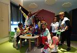 FOTO L'inaugurazione del Pronto soccorso pediatrico