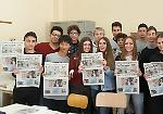 Quotidiano in classe al Liceo Aselli