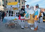 FOTO Il carnevale di Roncadello e Cicognara