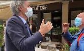Del Debbio a Cremona intervista Gabriele, inventore per passione