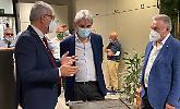 Aria, acqua, agricoltura, mobilità, inceneritore: forum con l'assessore Cattaneo al giornale