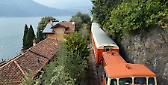 """Con il """"Treno dei Sapori"""" per godere dei paesaggi della Franciacorta, del Lago d'Iseo e della Valcamonica"""