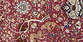 In mostra la Collezione dei Tappeti Persiani del Museo