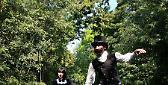 Romantico, itinerario artistico nel giardino storico Bertone