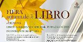 Cultura La 'Fiera annuale del libro', gli incontri