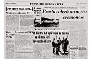 Cremona avrà il suo primo aereo