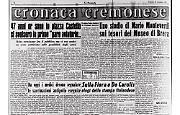 """Nel 1912 in piazza Castello le prime """"gare aviatorie"""""""