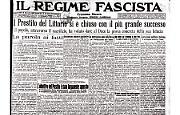 """Gli italiani aderiscono in massa al """"prestito"""" chiesto da Mussolini"""