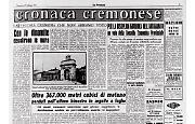 Con la dinamite demolirono le mura di Cremona