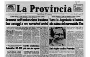 La Jugoslavia in lutto per la morte del maresciallo Tito