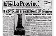 LaBattaglia di Solferino e San Martino del 1859