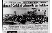 Giovanni Cadolini, eroe del Risorgimento cremonese