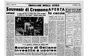 Cremona in cerca di identità con un souvenir simbolo per i turisti