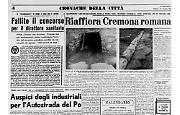 Riaffiora Cremona romana: «scoperta» di eccezionale valore storico e archeologico