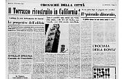 Il Torrazzo di Cremona ricostruito in California?