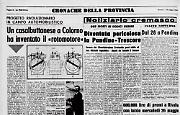 Un Casalbuttanese a Colorno ha inventato il «rotomotore»