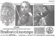 Pubblicato un importante libro per i 250 anni della morte di Antonius Stradivarius