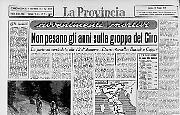 La 31^ edizione del Giro d'Italia