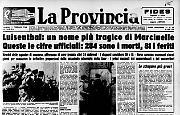 Luisenthal: un nome più tragico di Marcinelle