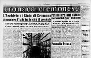L'Archivio di Stato di Cremona