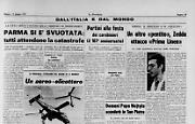Parma si è svuotata, tutti attendono la catastrofe