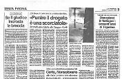 "I 7 ""Giganti del Rock"" insieme a Roma"